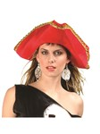 Poly Tricorn Hat- adult size